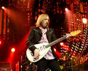 Tom Petty performs at the United Center in Chicago, Illinois in this July 2008 file photo.  ...