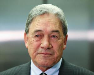 Foreign Minister Winston Peters. Photo: Getty Images