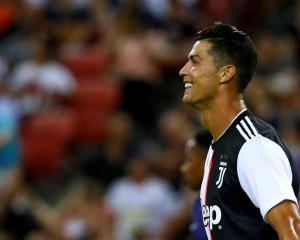 Cristiano Ronaldo. Photo: Reuters