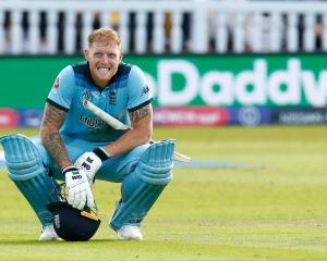 Ben Stokes has turned down his nomination for New Zealander of the Year. Photo: Getty Images