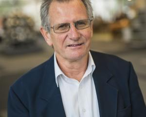 Otago Polytechnic CEO, Phil Ker. PHOTO: ODT FILES