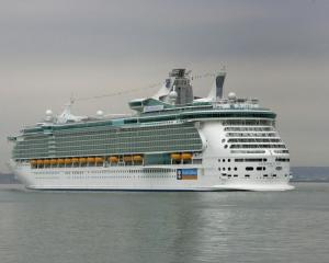 The incident occurred on cruise ship 'Freedom of the Seas' at the beginning of a Caribbean...