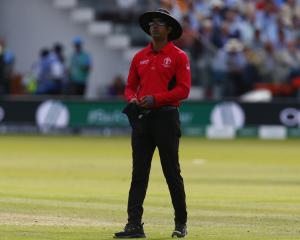 Kumar Dharmasena has admitted he made a mistake in the World Cup final, giving Ben Stokes 6 runs...
