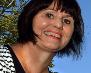 Geraldine Hermens. Photo: ODT files