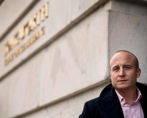 Former combat platoon leader in Afghanistan Max Rose is now a Congressman chairman of the House...