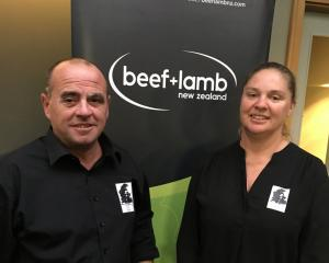 North Canterbury farmers Duncan and Tina Mackintosh talked about the benefits of technology at...