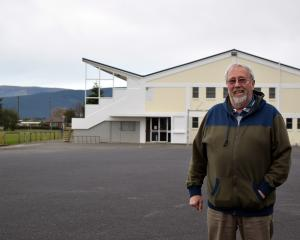 Mosgiel Caravan Park operator and lease owner Paul Brooks supports a recommendation to build the...