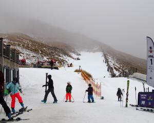 After weeks of delays, Treble Cone skifield finally had its open day yesterday, and while the...