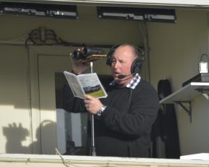 Soon-to-be Otago's former full-time commentator, Jason Teaz, calls his last race at Wingatui late...