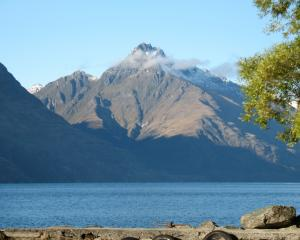 Lake Wakatipu. PHOTO: ODT FILES