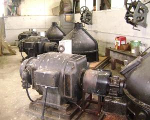 Citroen Waipori flood drainage pumps. PHOTO: SUPPLIED