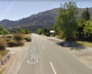 Capell Ave in Lake Hawea. Photo: Google Maps