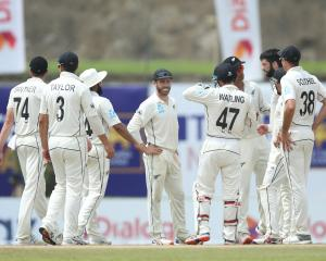 The Blacks Caps have lost their big chance to go to the top of the world test rankings with a...