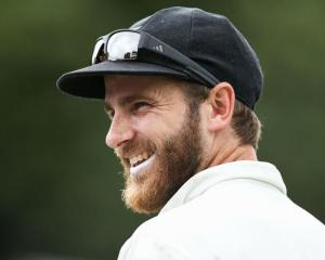 Kane Williamson. Photo: Getty
