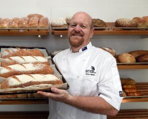 Gilbert's Fine Foods' Kevin Gilbert is heading to Russia later this week. Photo: Gregor Richardson