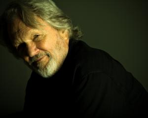 Kris Kristofferson. Photo: Supplied