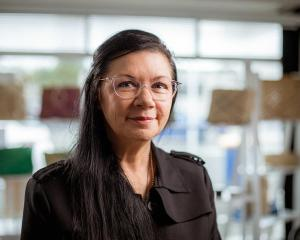 Indigenous smoking researcher Marewa Glover Photo: RNZ