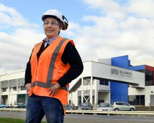 Alliance Group's Mataura plant manager Melonie Nagel. Photo: Stephen Jaquiery