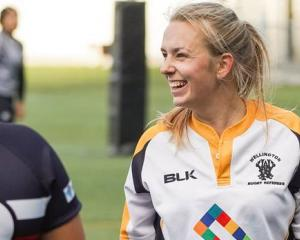 Wellington-based rugby referee Monique Dalley helped save a 14-year-old boy's life after he lost...