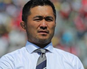 Tokyo-based Super Rugby outfit the Sunwolves named former Japan international flanker Naoya Okubo as their new head coach on Friday. Photo: Twitter/Sunwolves