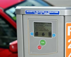 Persistent drizzle late last week meant about 120 Dunedin pay-and-display parking meters were out...
