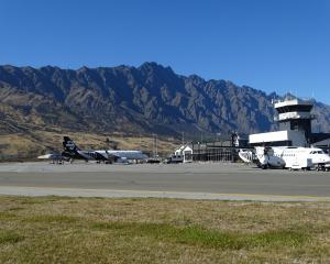 Queenstown Airport in Frankton. Photo: Tracey Roxburgh