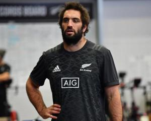 Sam Whitelock has started in eight of the All Blacks' last nine tests and came off the bench in...