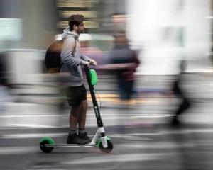In the four-month period after Lime e-scooters launched in Auckland, 23 riders have gone to...