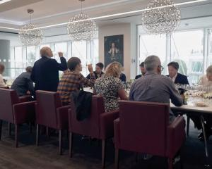Top wine critics taste New Zealand and French wines in a blind tasting in London. Photos: A Seat...