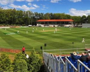 The University Oval will tomorrow host its sole day of international cricket this summer, a one...