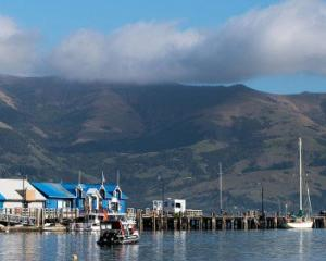 Plenty of feedback has been received on the Akaroa wharf.