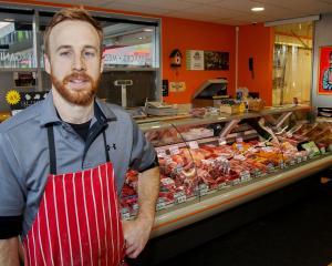 Michael Vivian - Banfields of Beckenham Butcher.