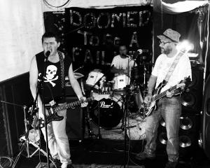 Chemical Damage playing at Doomed to be a Failure 3. Dee's Cafe and Venue host Doomed to be a...
