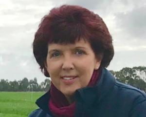 Alison Stewart.