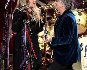 Stevie Nicks and Neil Finn will be gracing the stage at Forsyth Barr Stadium tonight with...