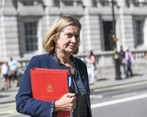 Former Works and Pensions Secretary Amber Rudd has resigned her position in Government and left...