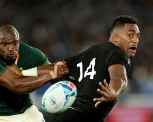 Great win by the All Blacks and for the game's sake, let's hope the boys in black go on to win...