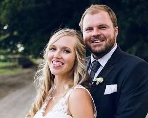 Karen Turner was asleep with her husband when she was killed. Photo: Facebook