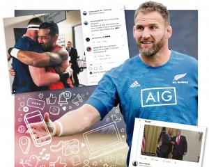 It would be appreciated if all All Blacks captain Kieran Read's 86,000 Instagram followers could...