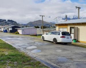 The Lakeview camping ground. Photo: RNZ