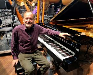 Louis Lortie discovered music through the piano. Photos: Supplied