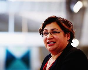 Metiria Turei. Photo: Getty Images