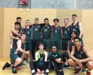 Middleton Grange basketballers have been in dominant form losing just one game.