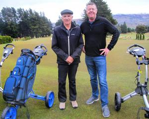 Cromwell Golf Club member Colin Cowie and professional golfer Greg Turner reflect on the future...