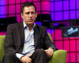 Peter Thiel's fast-tracked NZ citizenship will not be investigated by the Auditor-General. Photo:...