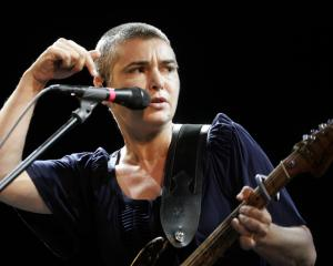 Sinead O'Connor. Photo by Reuters