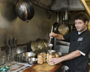 Augustines of Central founder and chef Gus Hayden, of Wanaka, follows his preserving passion....