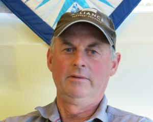 Greg Stuart, of Omarama, is the president of the New Zealand Merino Shearing Society. PHOTO:...