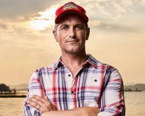 Survivor NZ host Matt Chisholm. Photo: Supplied
