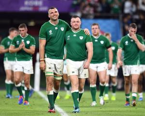 The All Blacks will be facing Ireland, which has as good a record as any against the All Blacks...